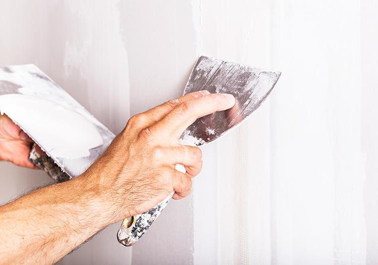 gyprock plasterboard repairs