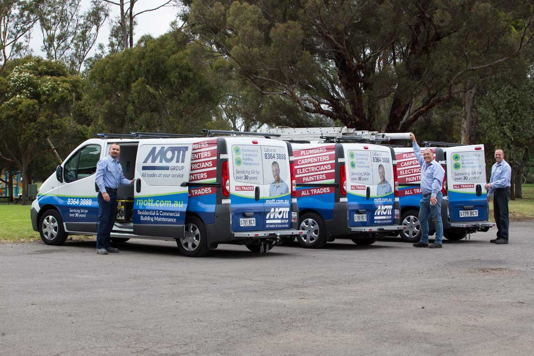 Adelaide Carpentry & Joinery Services   Mott Group Property